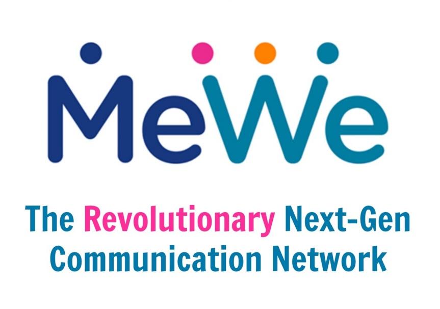 MeWe Groups