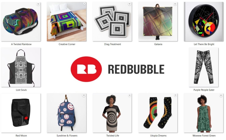 Redbubble 20-60% off all weekend